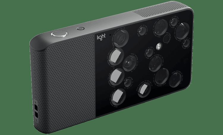 Light L16 Kamera Design