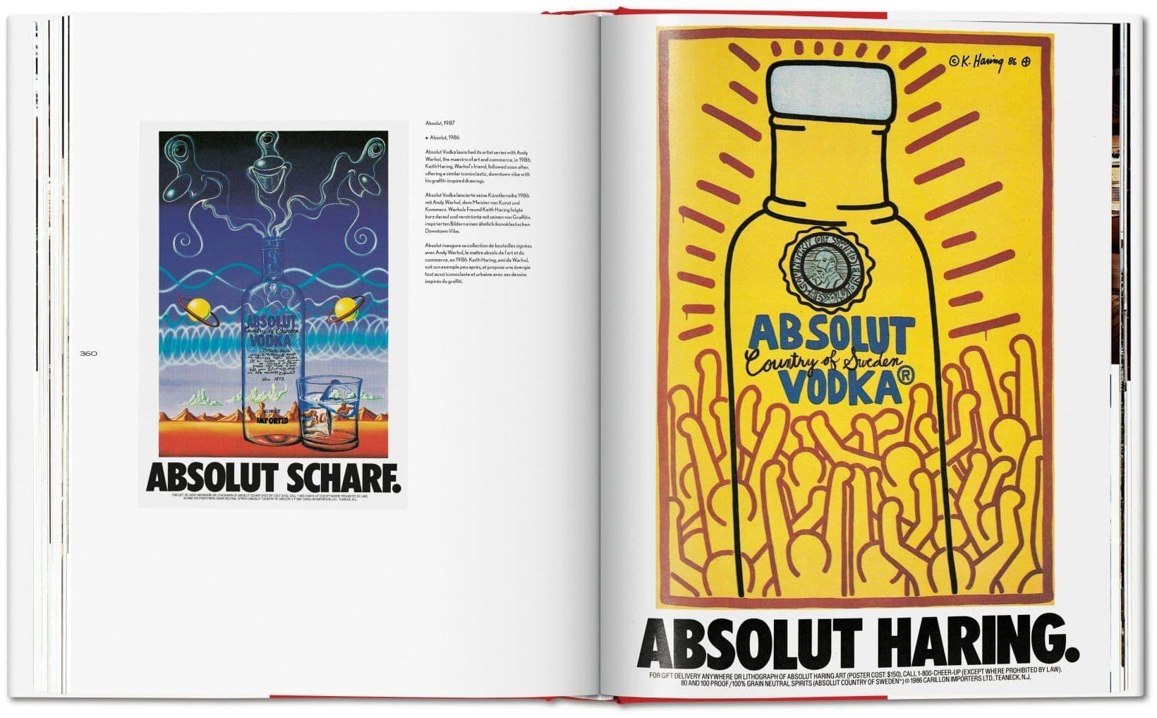 TASCHEN Verlag - 20th Century Alcohol & Tobacco Ads