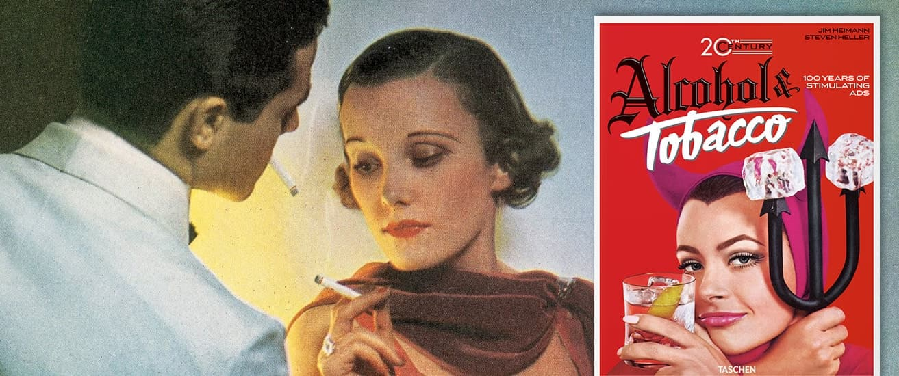Taschen - 20th Century Alcohol & Tobacco Ads