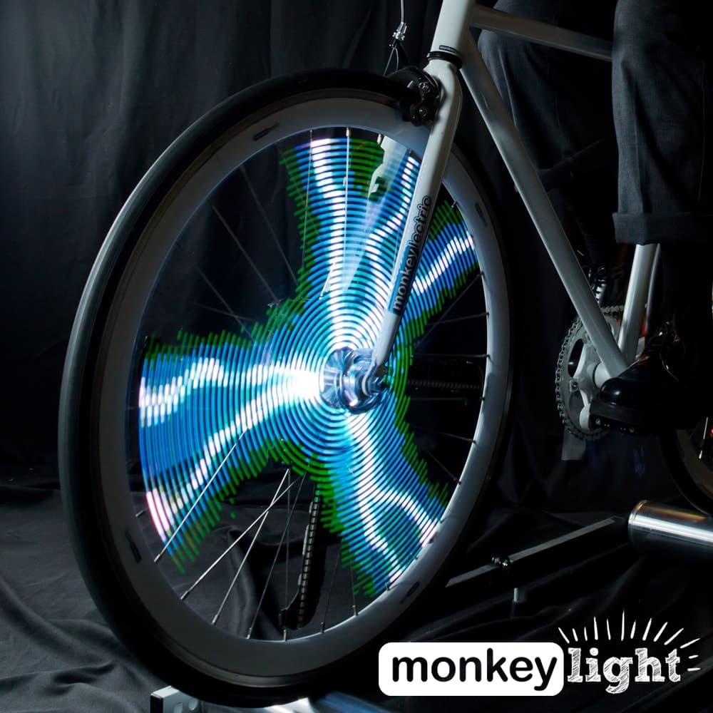 Monkey Light Design