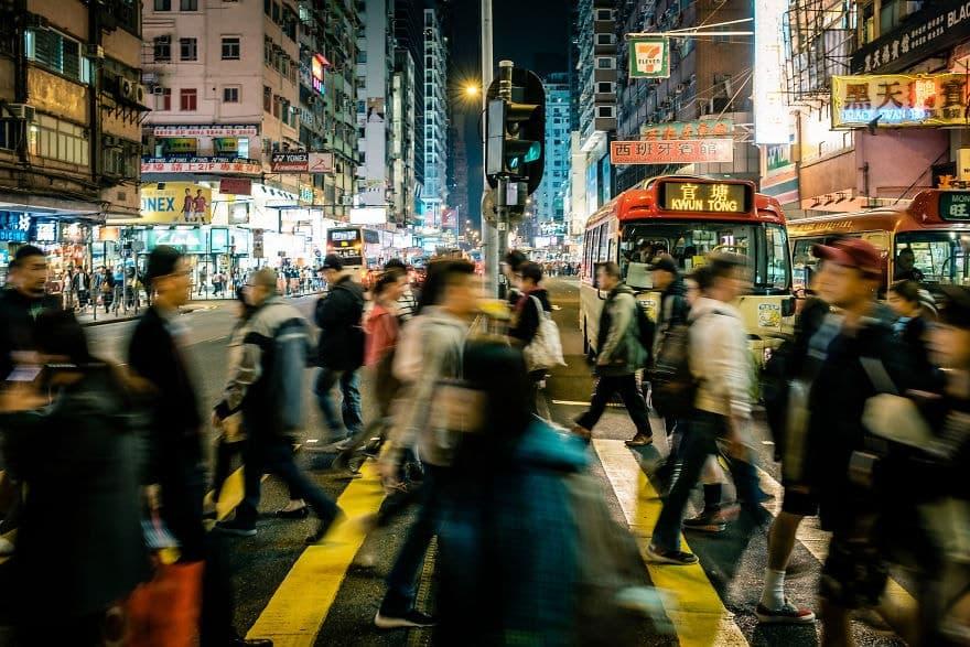 James Wong Hongkong Fotoserie