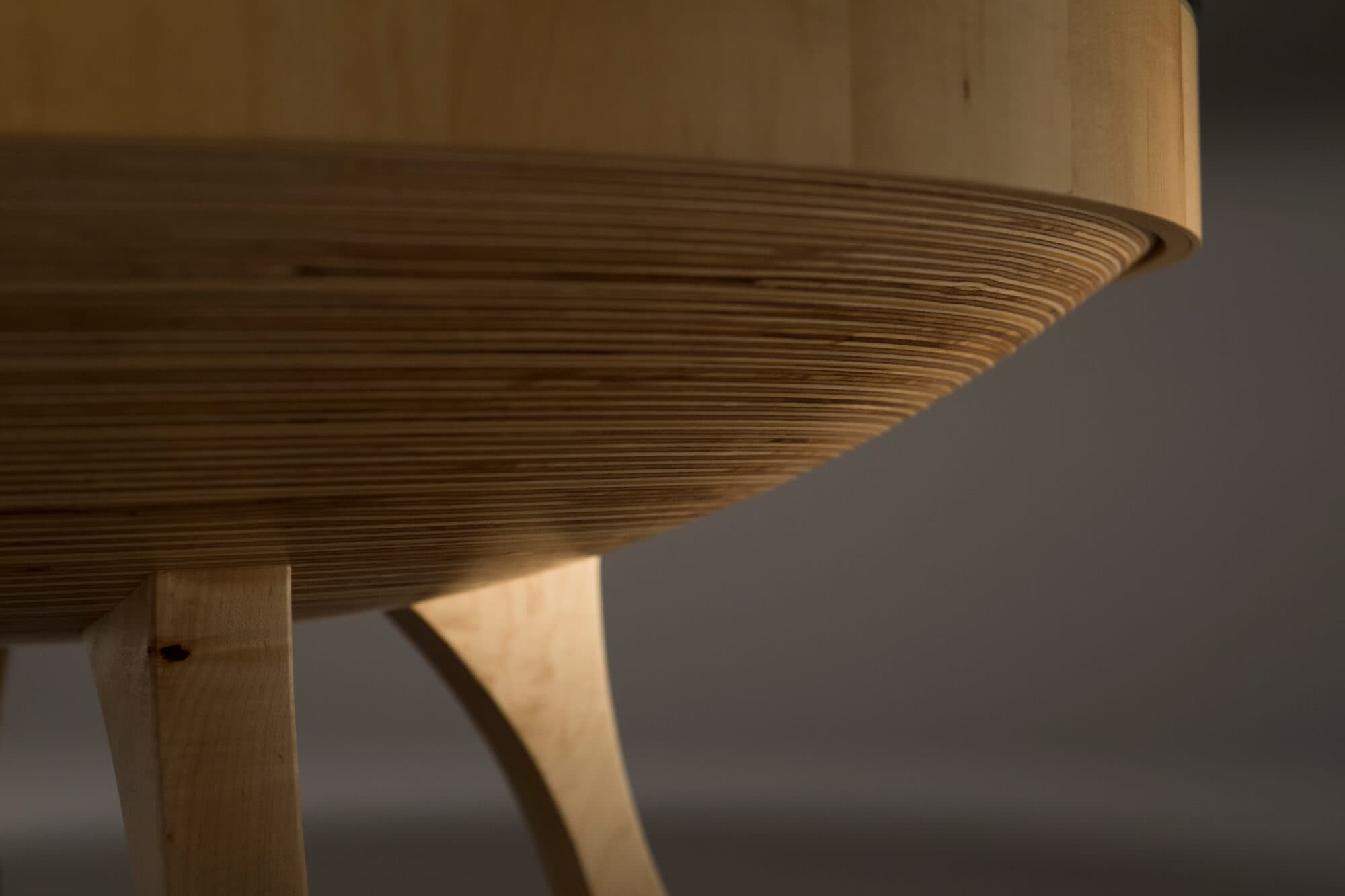 Sisyphus Kinetic Table Design