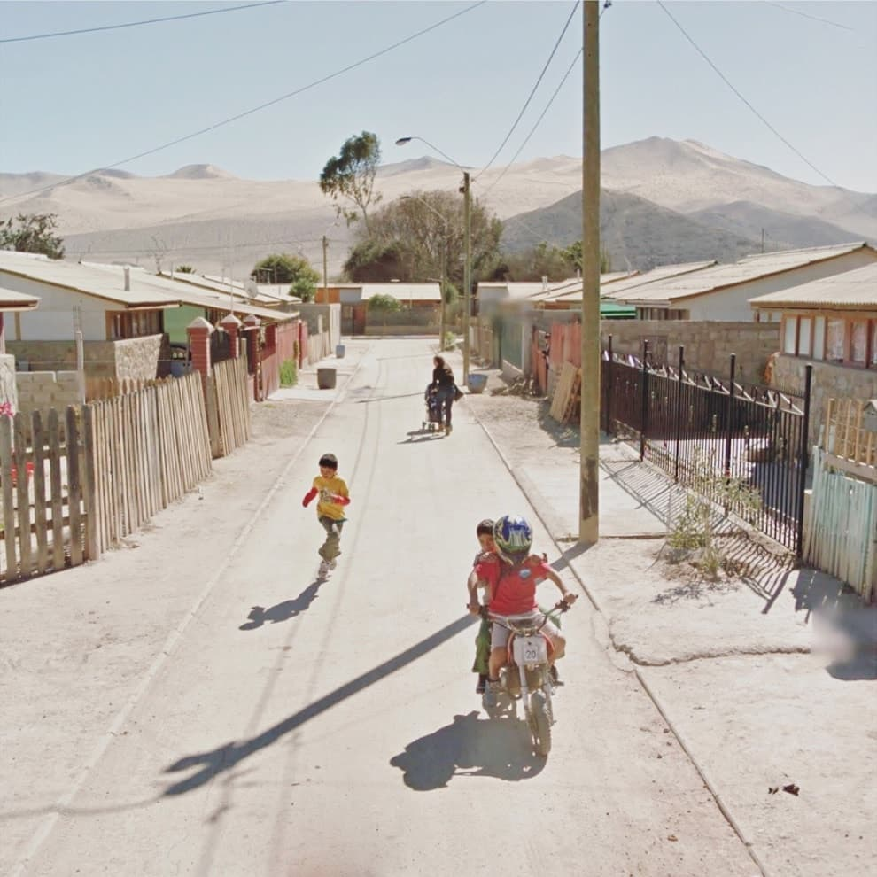 Jacqui Kenny - Google Street View Photography
