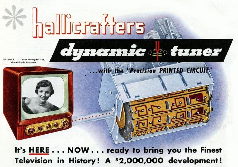 TV Werbung aus den 1950ern