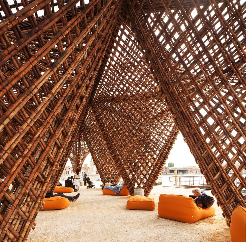 VTN Bamboo Stalactite Design