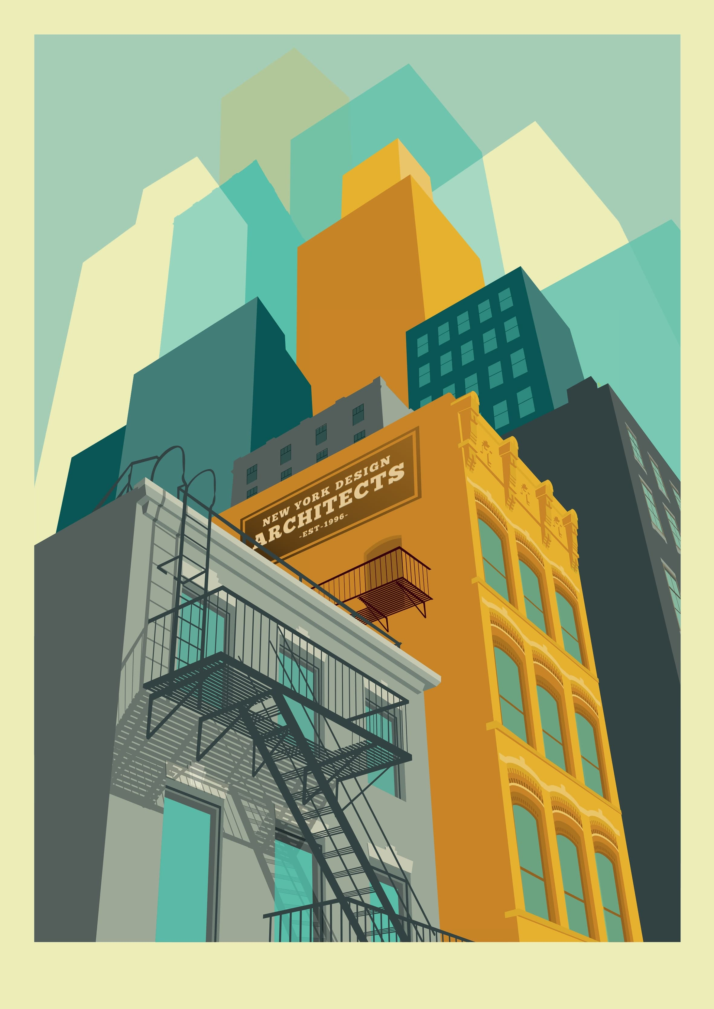 remko heemskerk new york illustrations