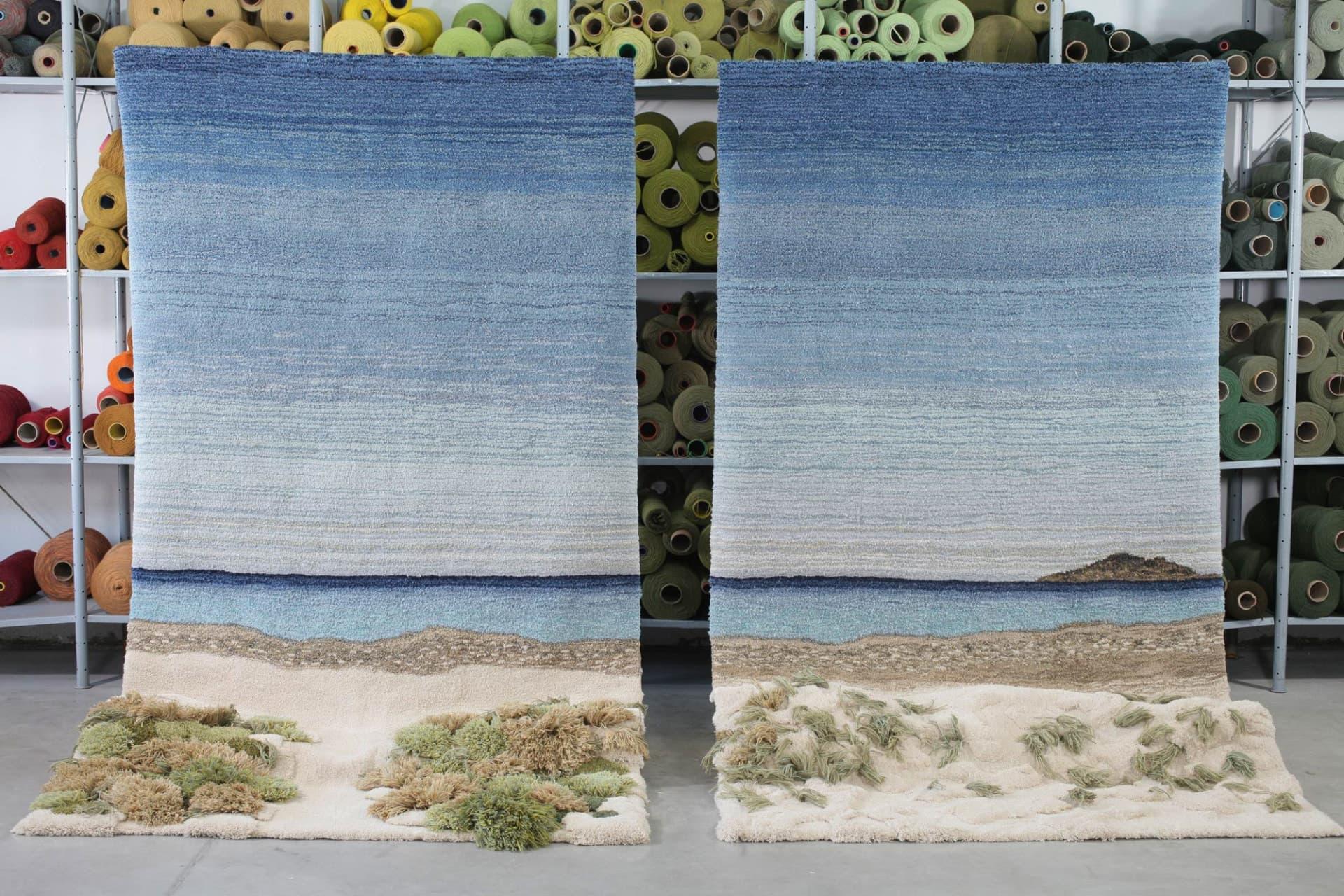 Alexandra Kehayoglou Tapestry Design