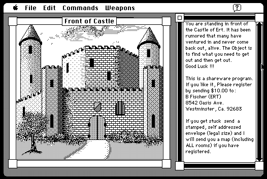 Classic Macintosh Software Design