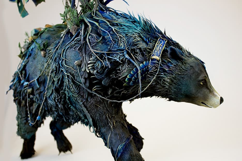 Ellen Jewett Animal Sculptures Design