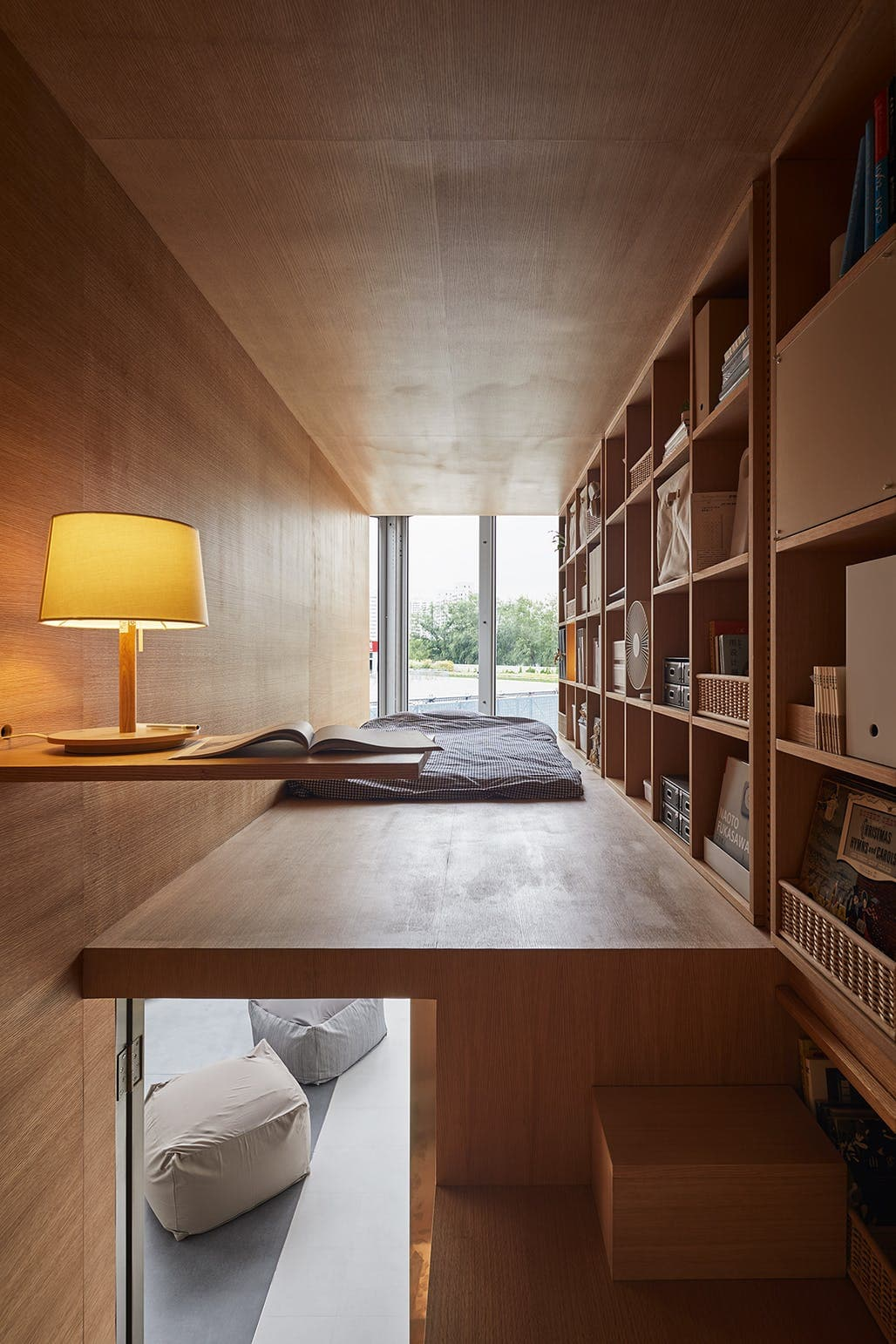 Company Housing for MUJI
