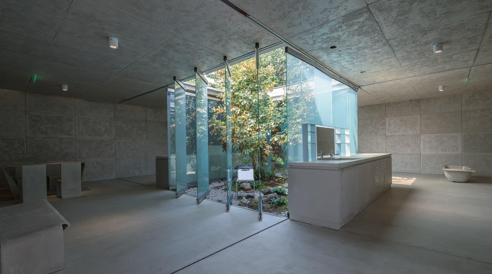 Concrete Vessel vom Atelier FCJZ