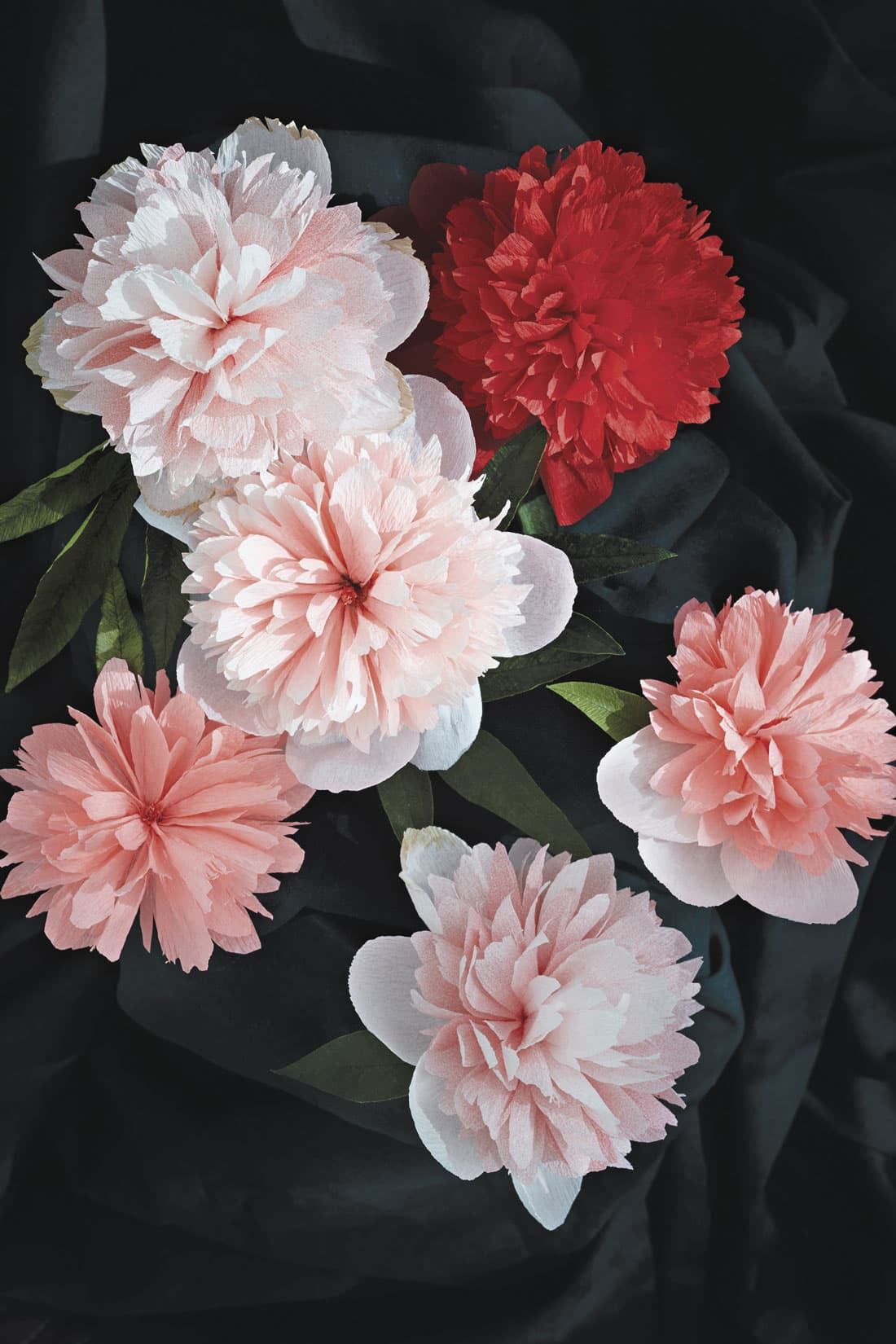Tiffany Turner Paper Flowers Papierblumen Design