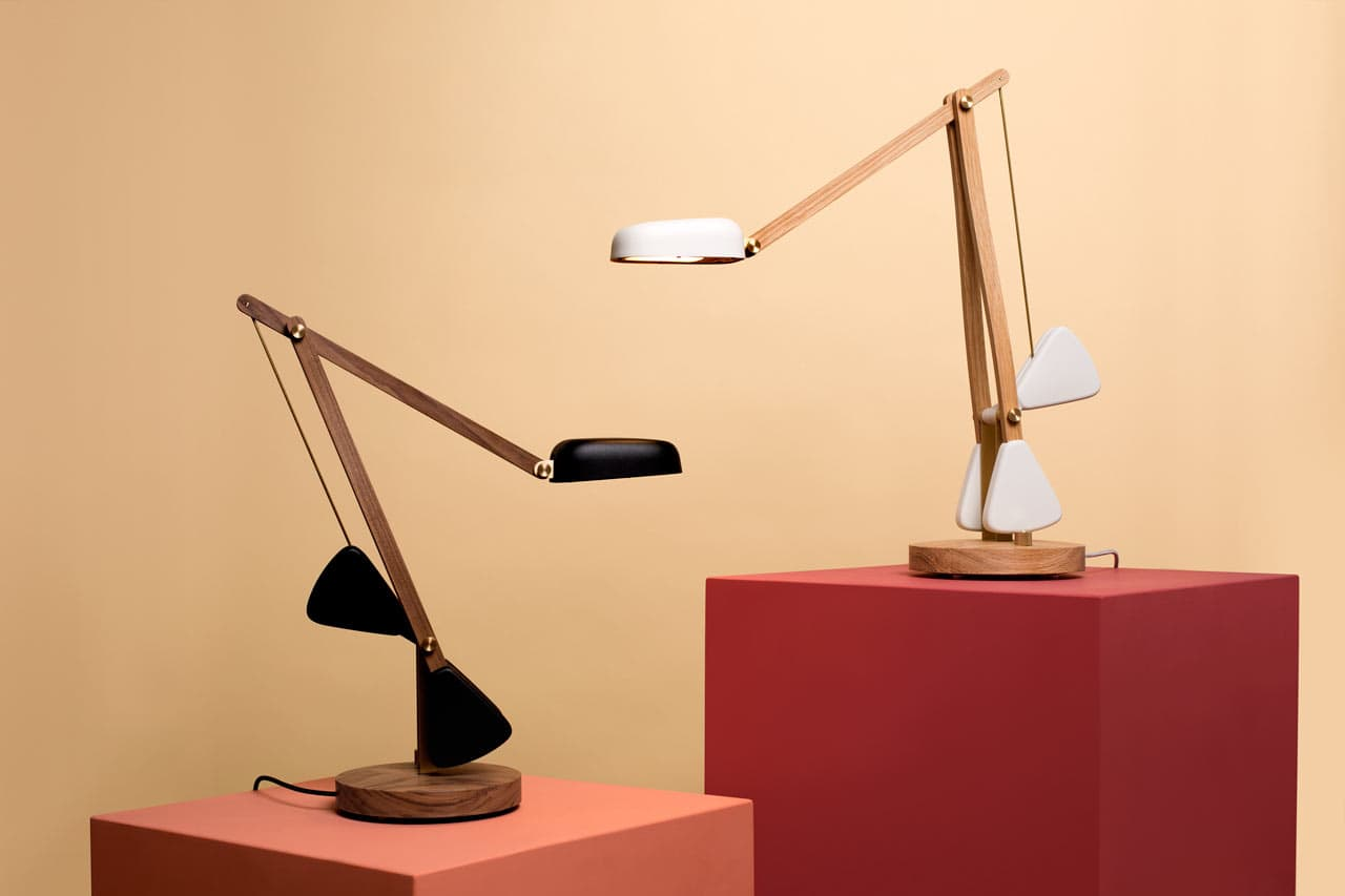 Herston Desk Lamp Design
