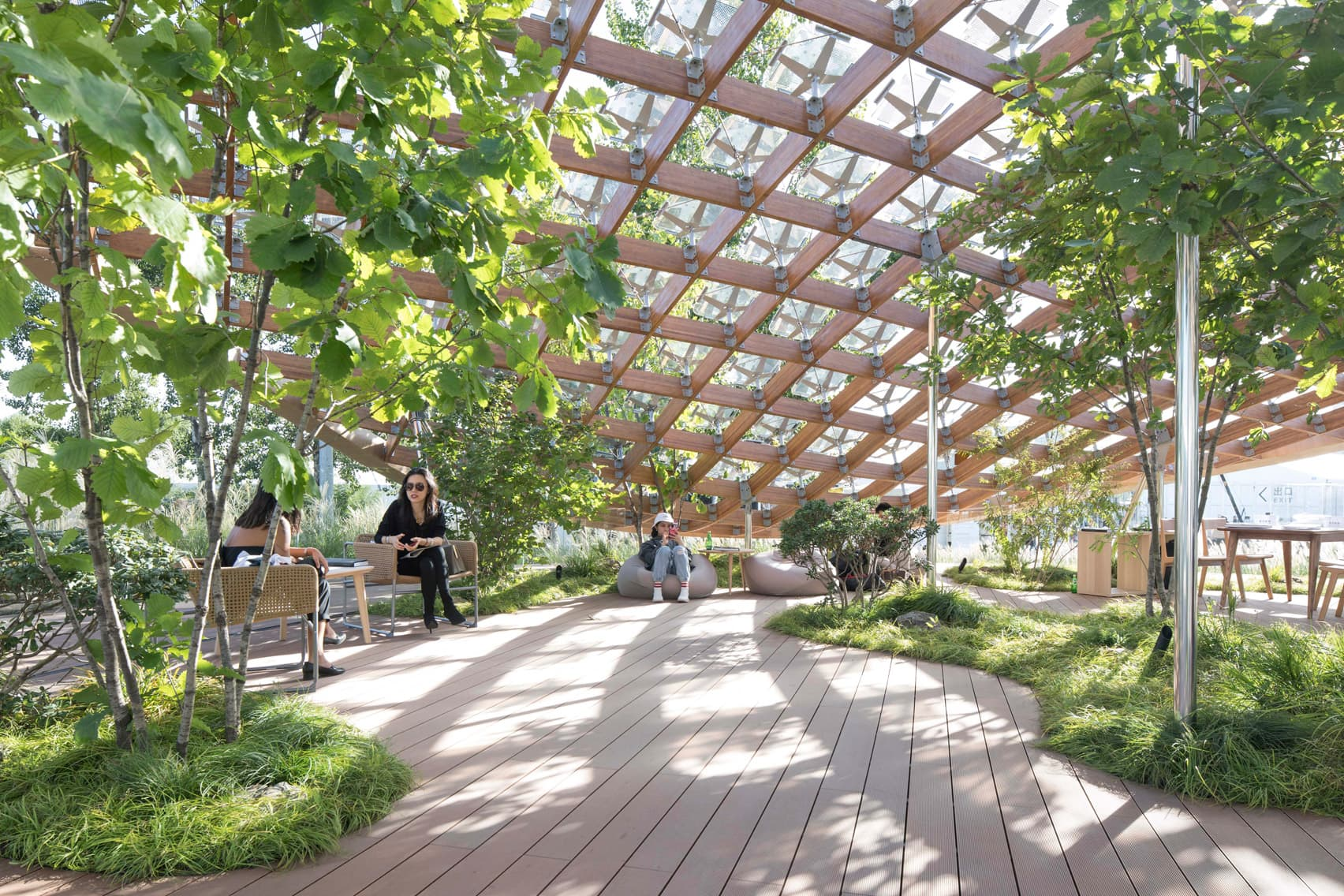 Living Garden von MAD Architects
