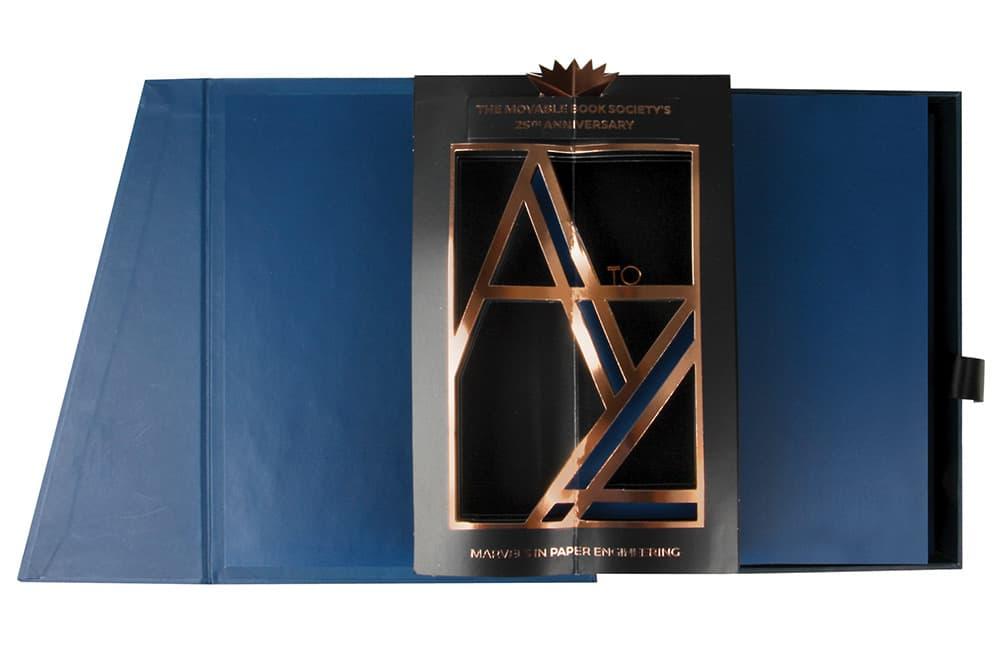 A-Z Popup Book