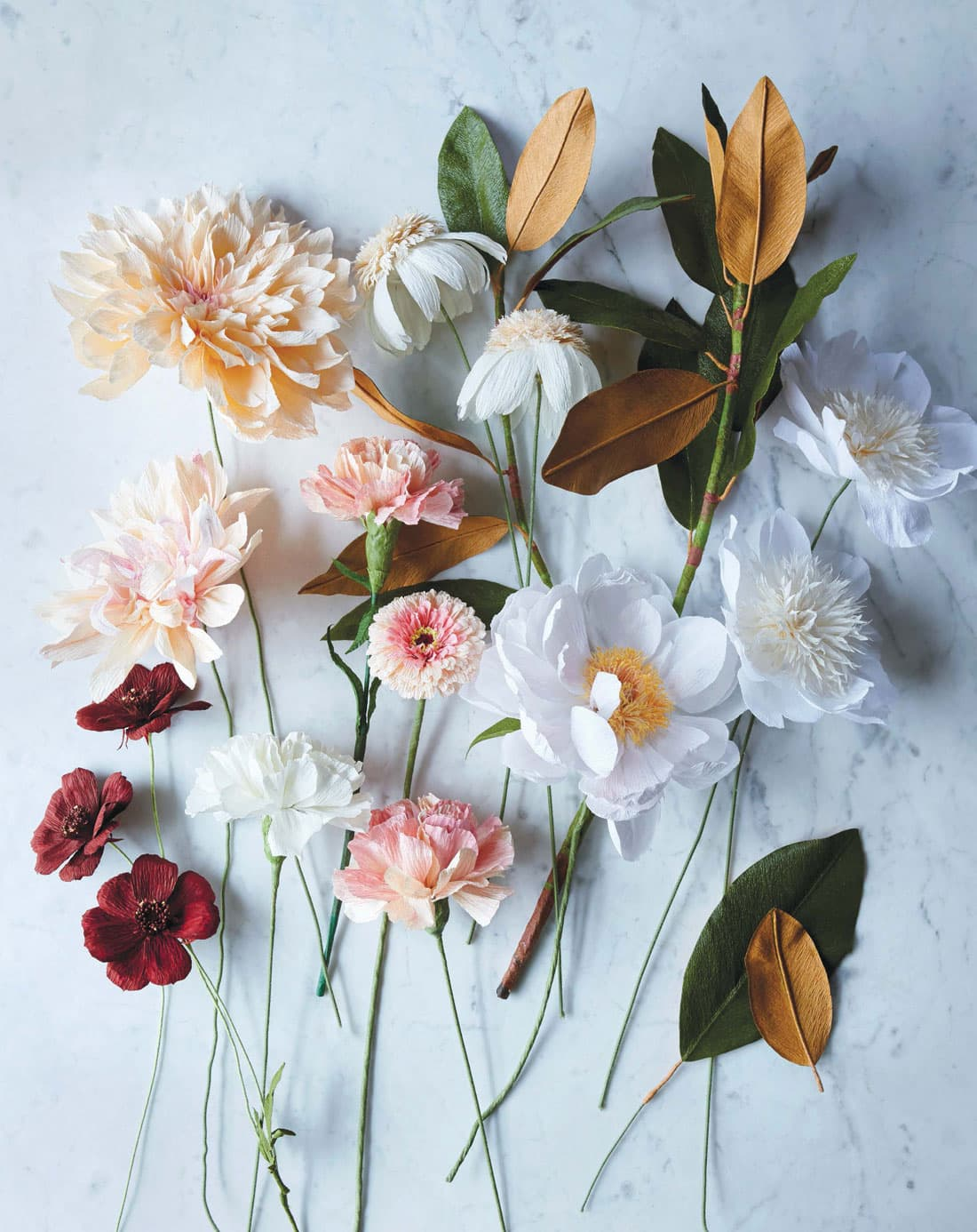 Tiffany Turner Paper Flowers