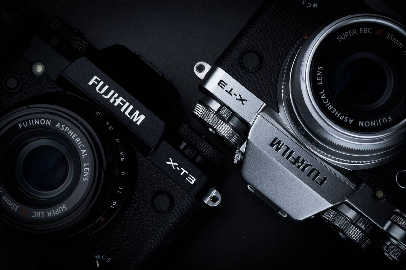 Fujifilm X-T3 Design