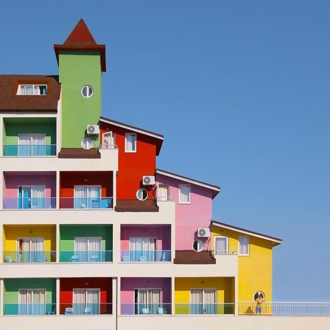 Yener Torun - Colorful Istanbul
