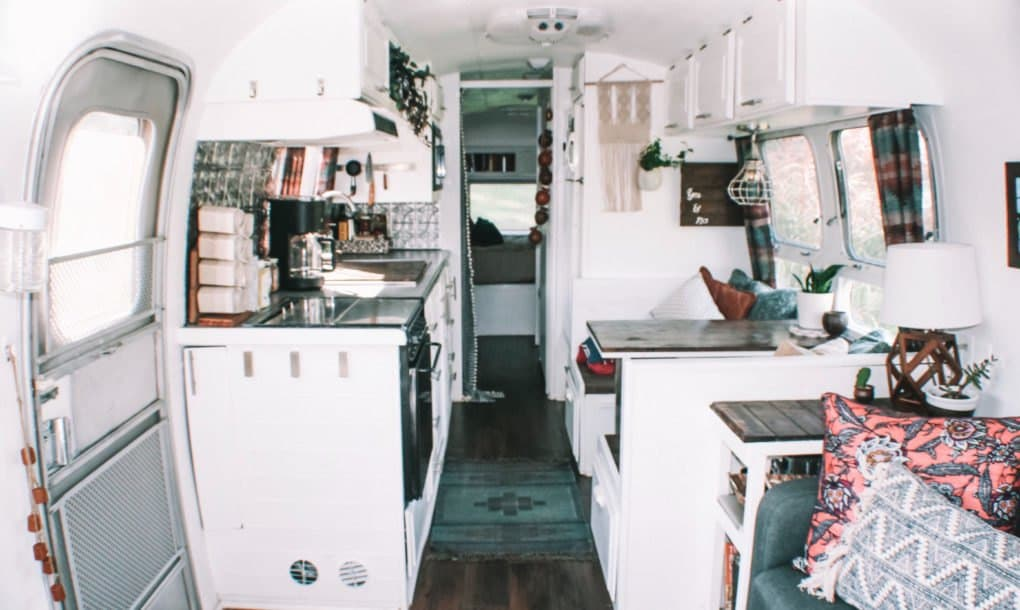 Airstream Augustine - Tiny Home Trailer Design