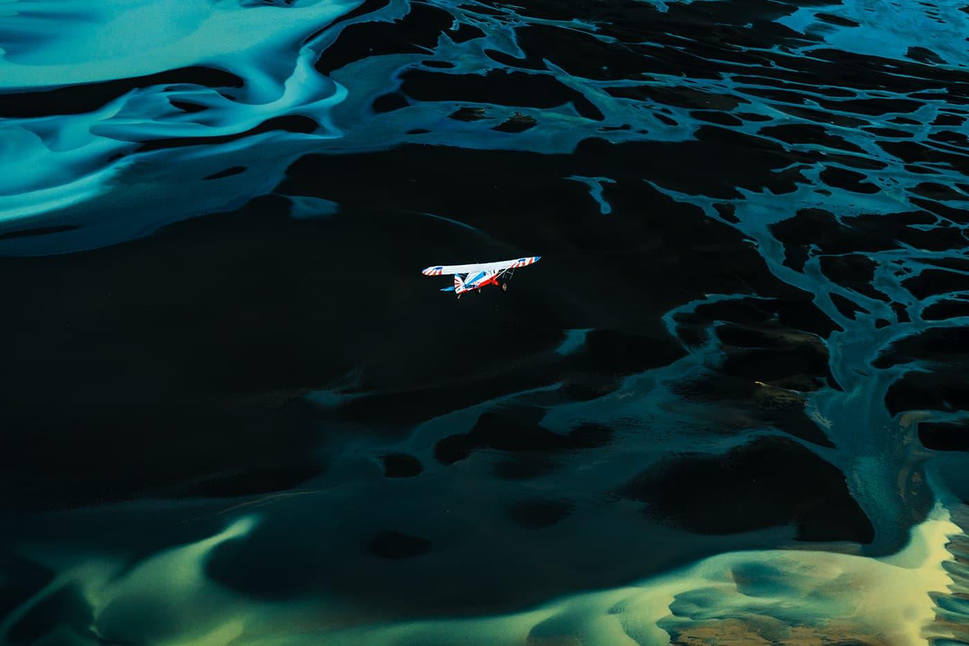 Ben Simon Rehn - Gletscher Island