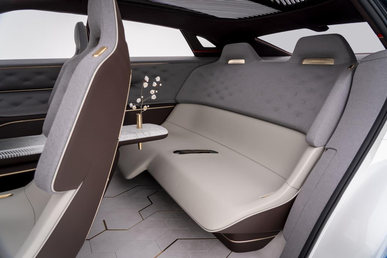 INFINITI QX Inspiration Concept Design