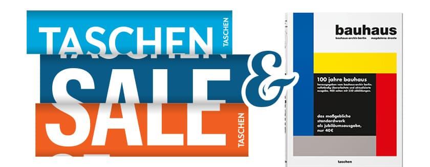 TASCHEN Sale vom 24.-26.01.2019