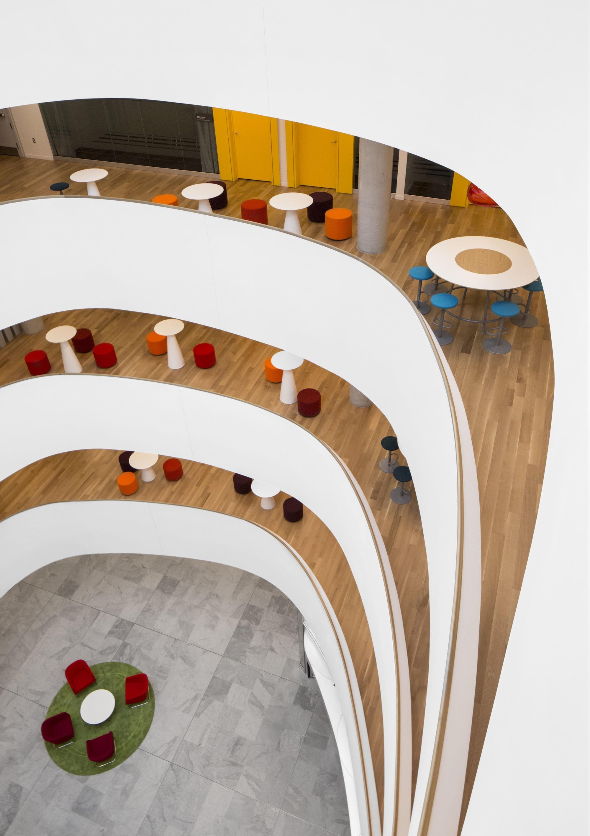 Ericsson Office Montreal gewinnt Best Of Canada Design Award