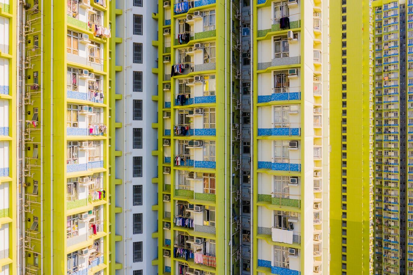 Toby Harriman Block Tower Design Hong Kong