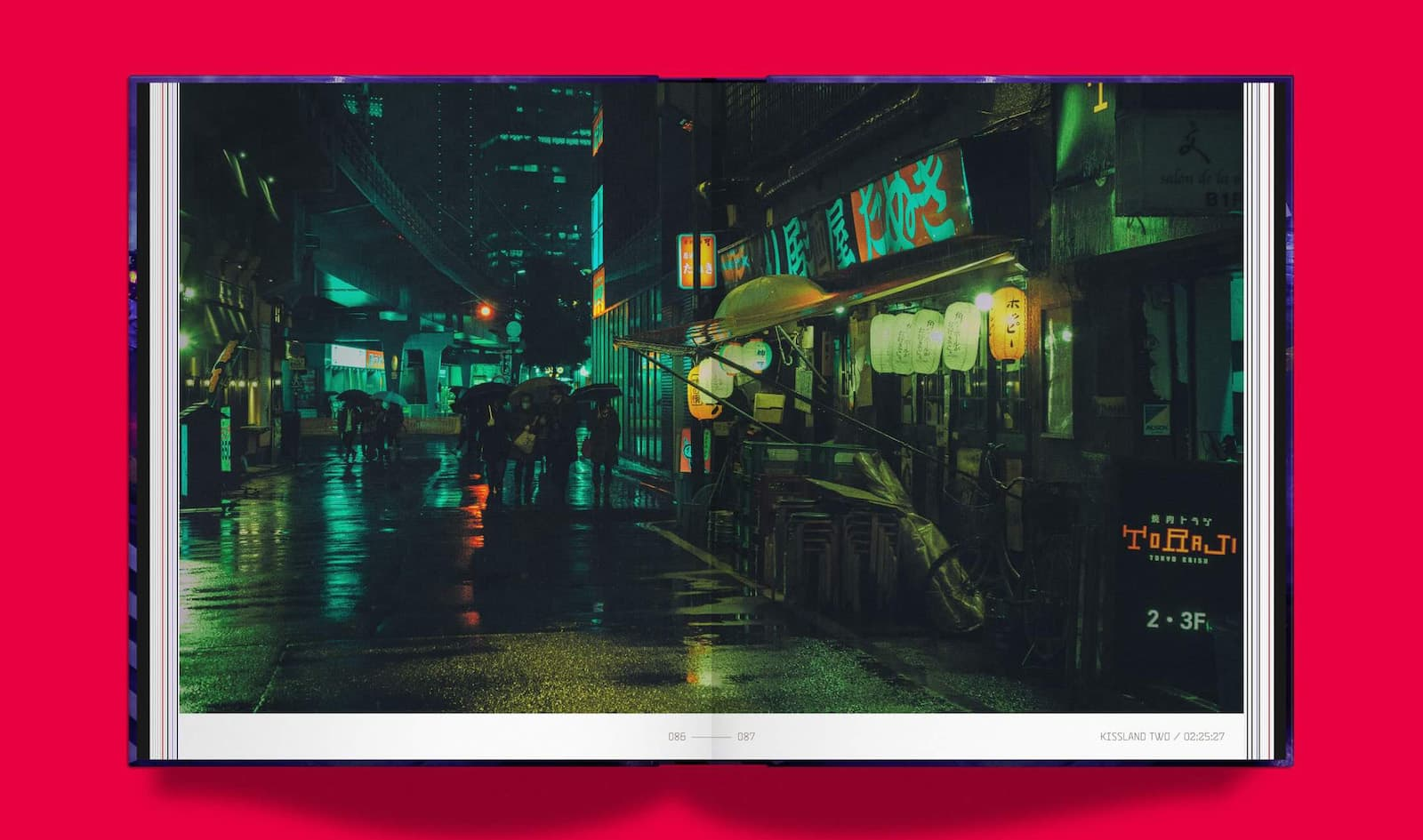 Liam Wong - To:ky:oo - Street Photography Design