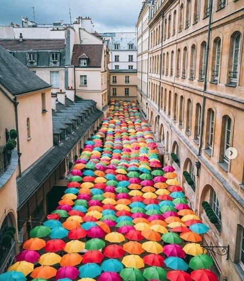 Umbrella Sky von James Wong (@wonguy974)
