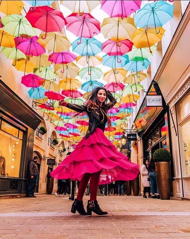 Umbrella Sky von Tomy Travels (@ode_tomytravels)