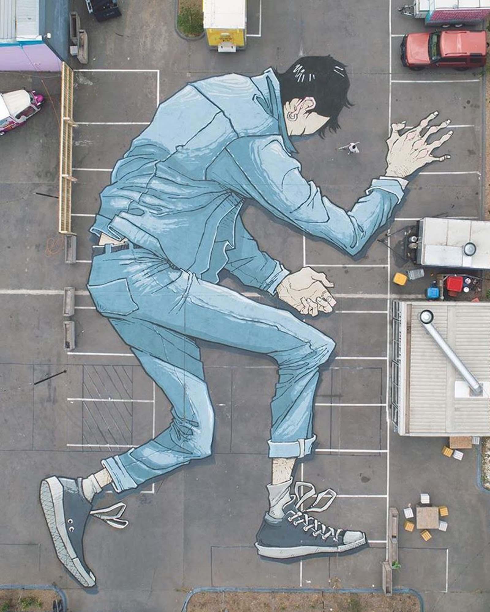 Kitt Bennett Straßenkunst