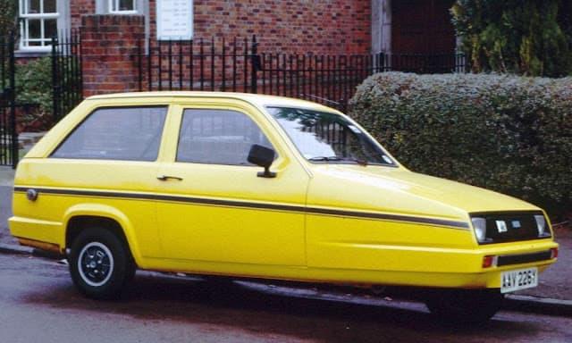 Reliant Robin Dreirädriges Auto