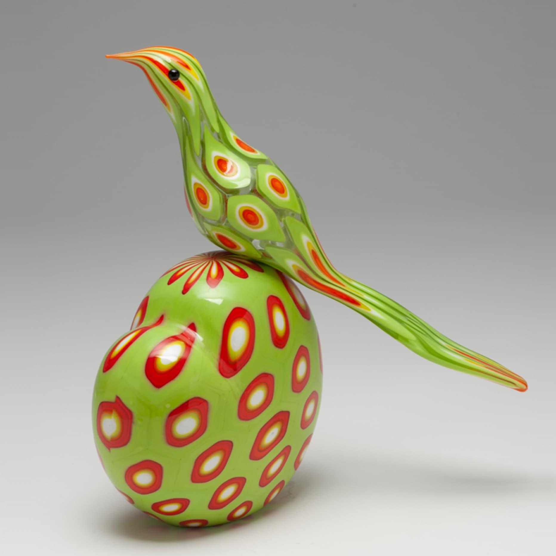 Claire Kelly Glasskulpturen