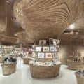 Koichi Takada - Museumsshop des Nationalmuseums Qatar