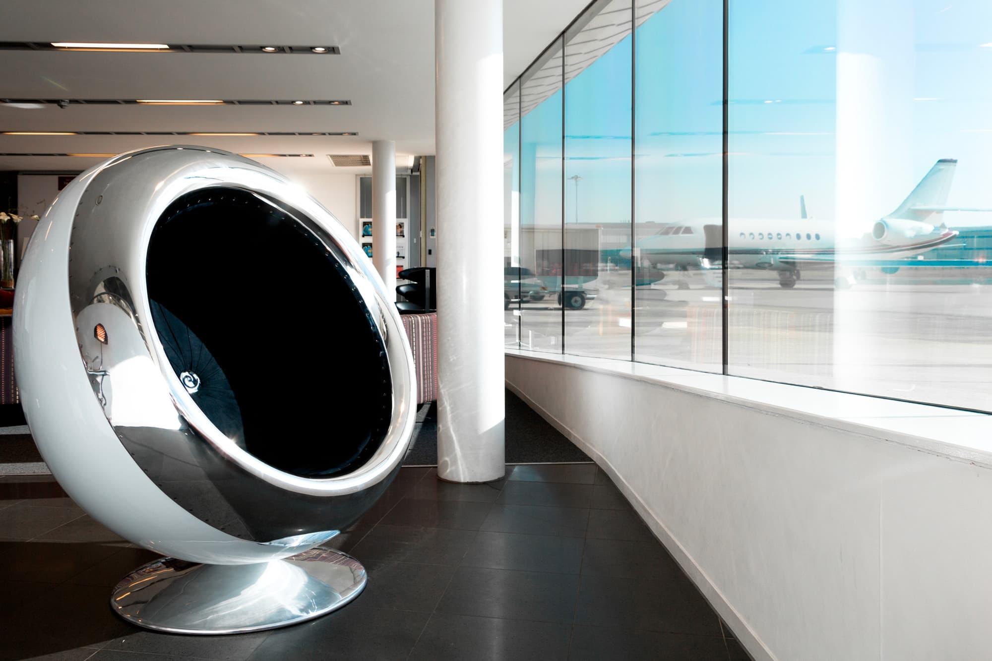 Plane Industries - Möbel aus Flugzeugteilen