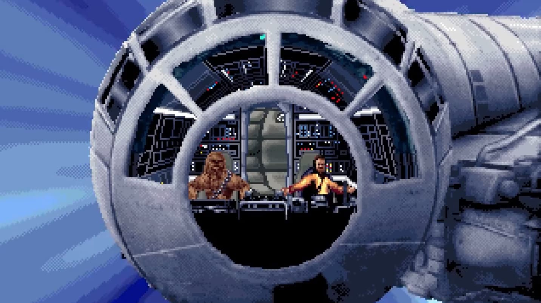 Star Wars Rise Of Skywalker 16-Bit Trailer