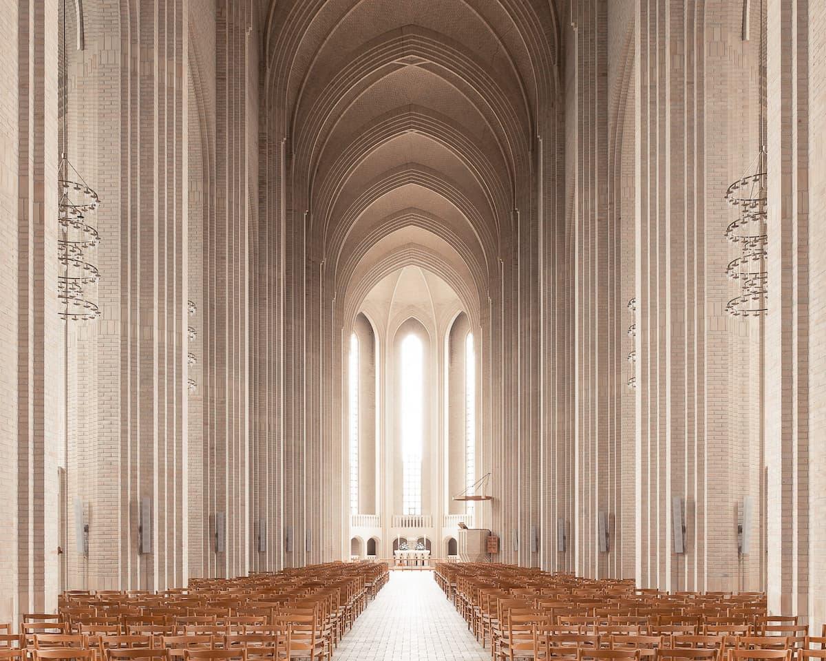 Thibaud Poirier, Sacred Spaces