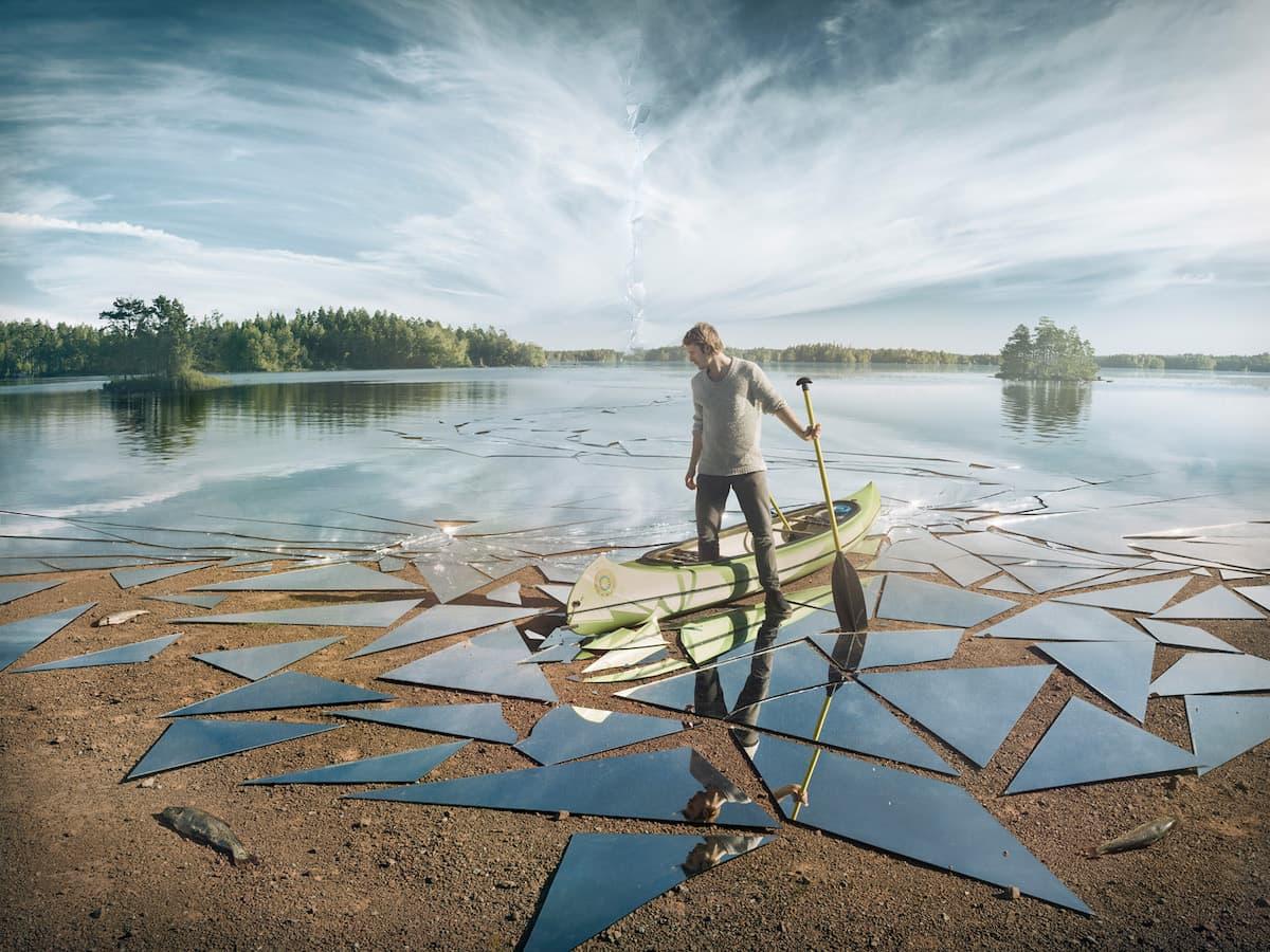 Erik Johansson Digitale Fotografie