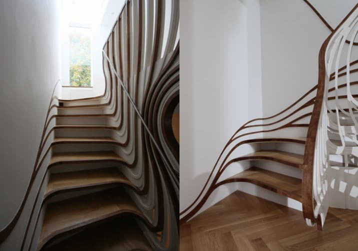 Sensualscaping Stairs von Atmos Studios