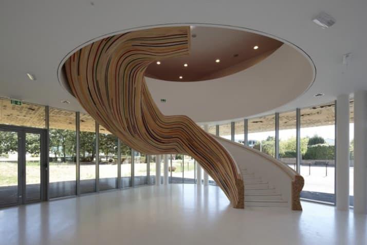 School of Arts in Sait Herblain