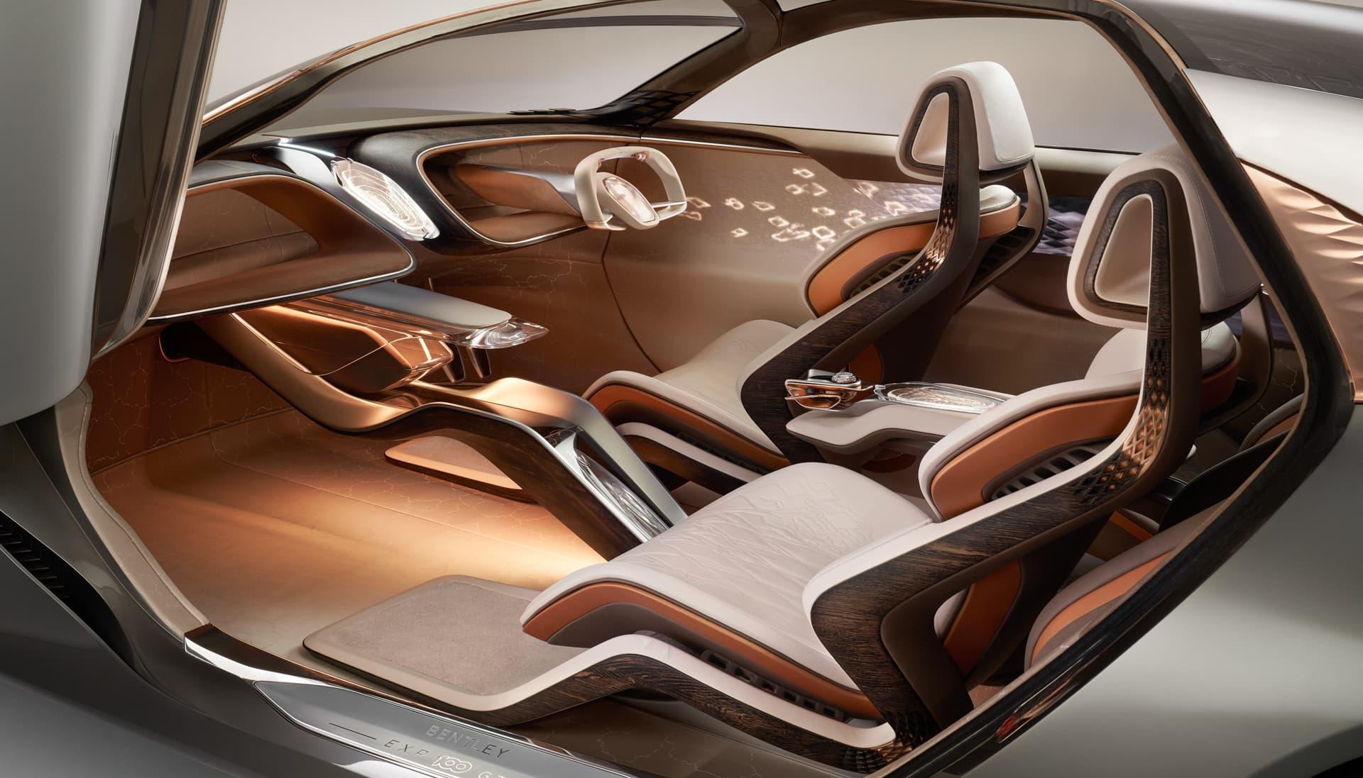Bentley EXP 100 GT Concept Car