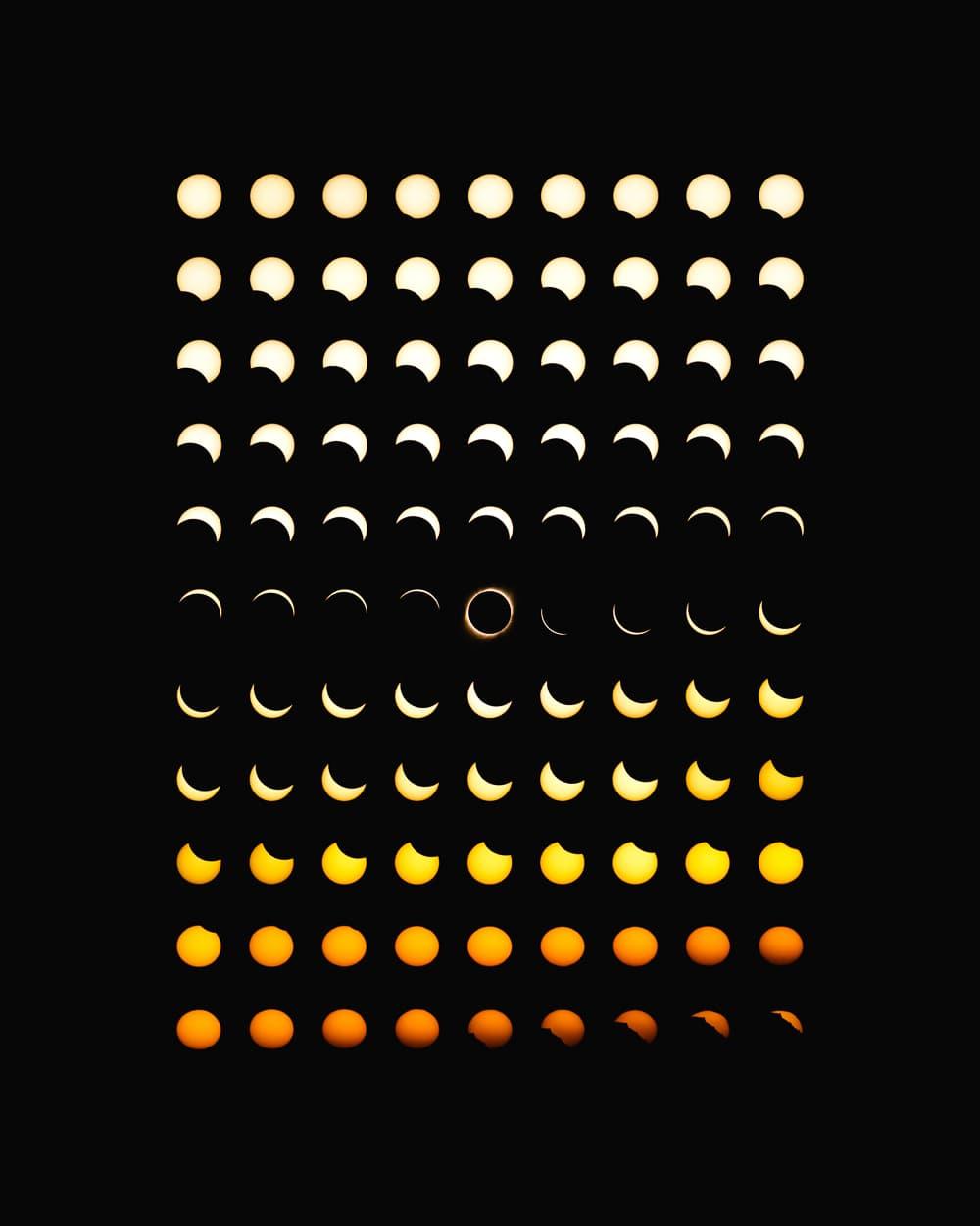 Dan Marker-Moore Sonnenfinsternis 2019