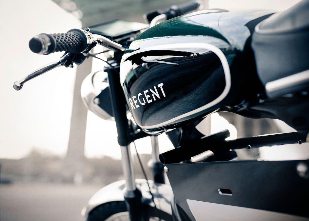 Regent No. 1 Elektromotorrad