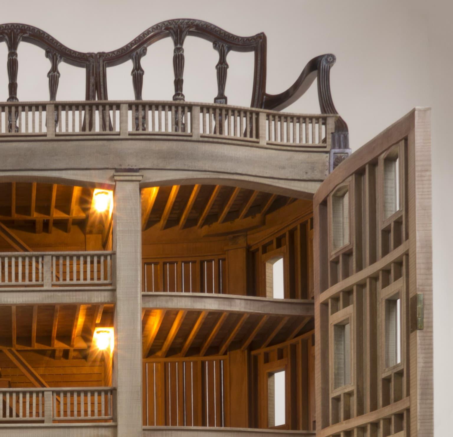 Ted Lott Möbel-Architektur