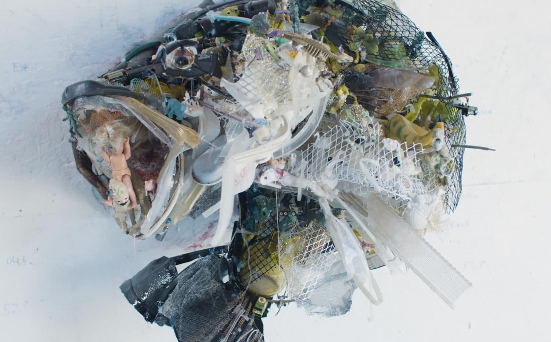 Thomas Deininger - Dreidimensionale Kunst aus Plastikmüll