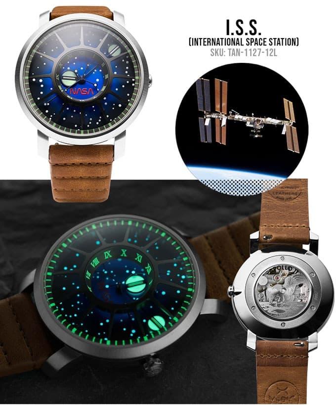 Xeric Trappist-1 NASA Edition Armbanduhr