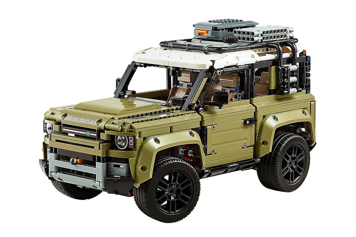 LEGO Landrover Defender
