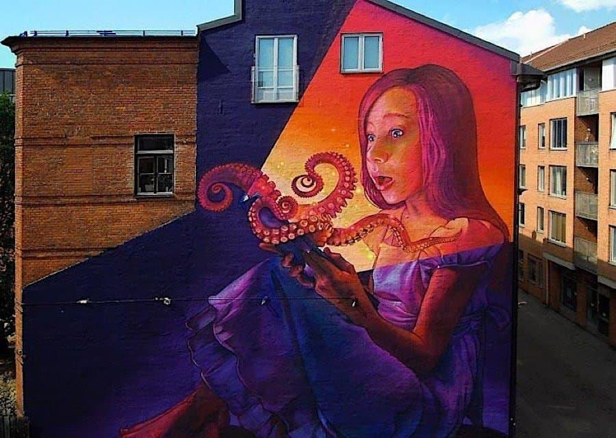 Natalia Rak Streetart Straßenkunst