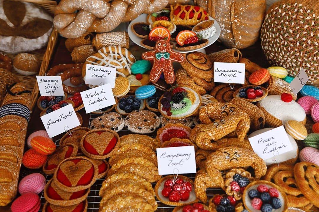 Kate Jenkins Baked Goods